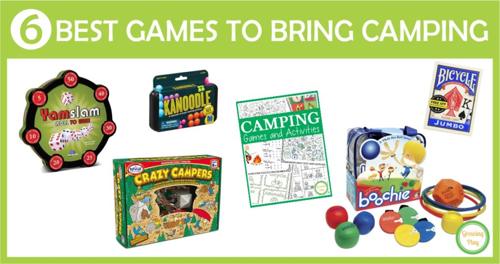 6 Best Games to Bring Camping from Growing Play FB