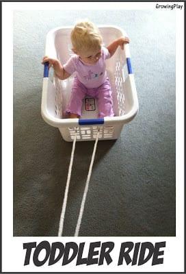 toddler ride