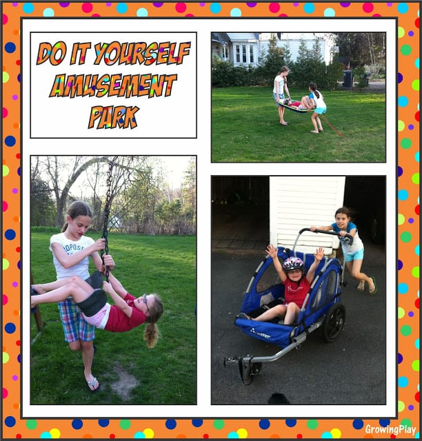 Do It Yourself Amusement Park