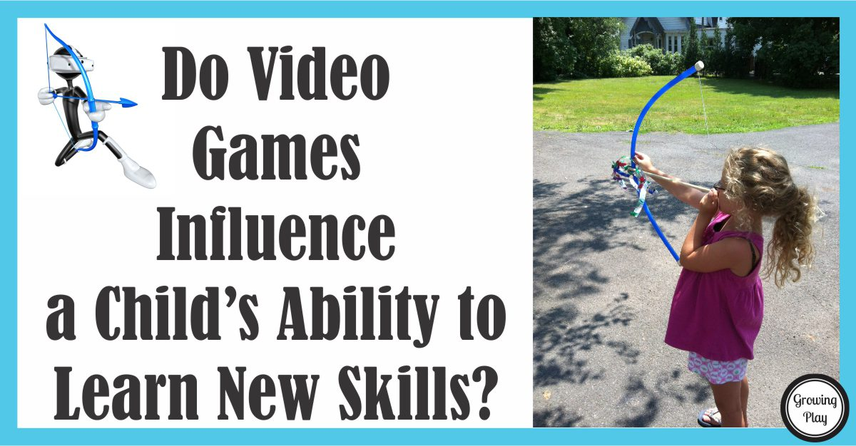 Video Games Learn New Skills