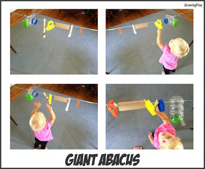Toddler Time – Giant Abacus