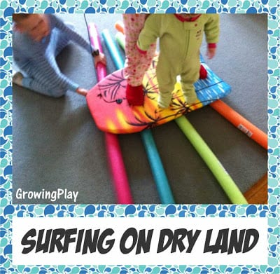 Surfing on Dry Land