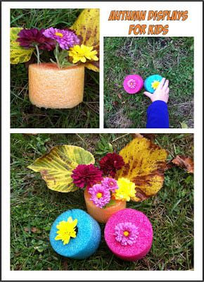 Autumn Displays for Kids