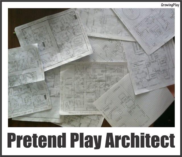 Pretend Play Architect