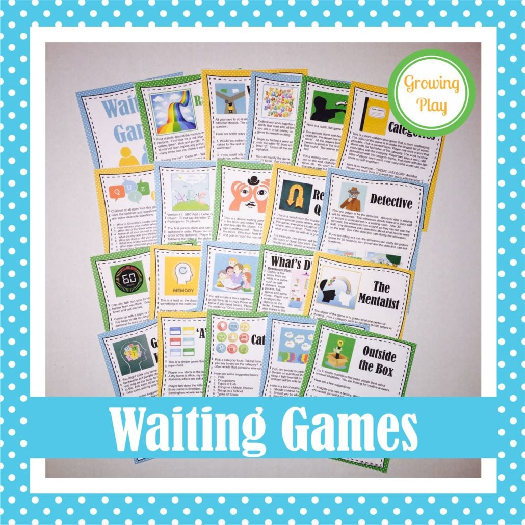 WaitingGames