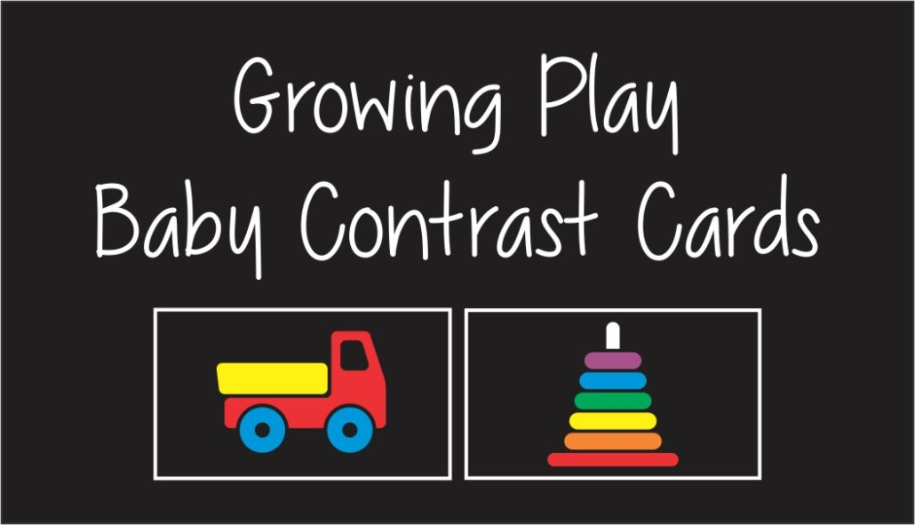 Baby Contrast Cards