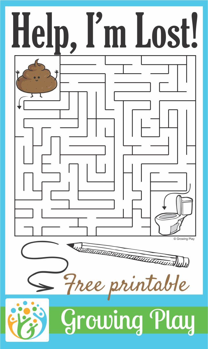 Emoji Funny Maze Free Printable Growing Play