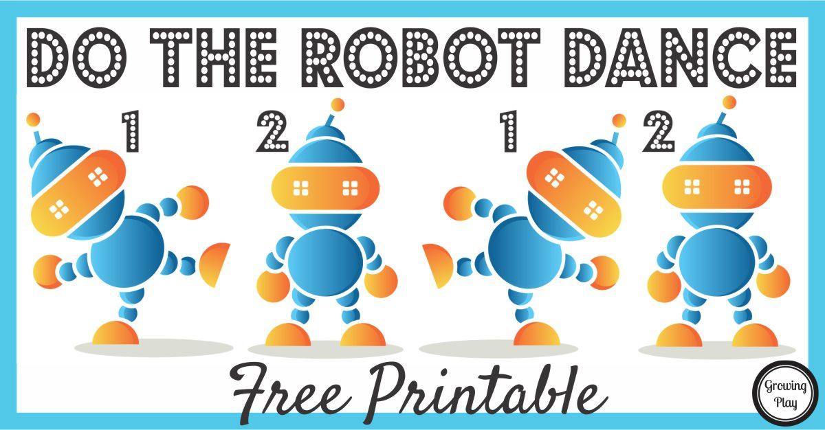 Do the Robot Dance Can You Maintain the Robot Rhythm