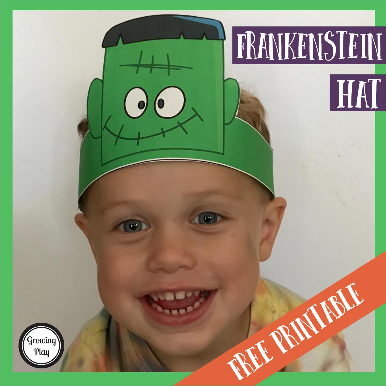 Halloween Hats Freebie