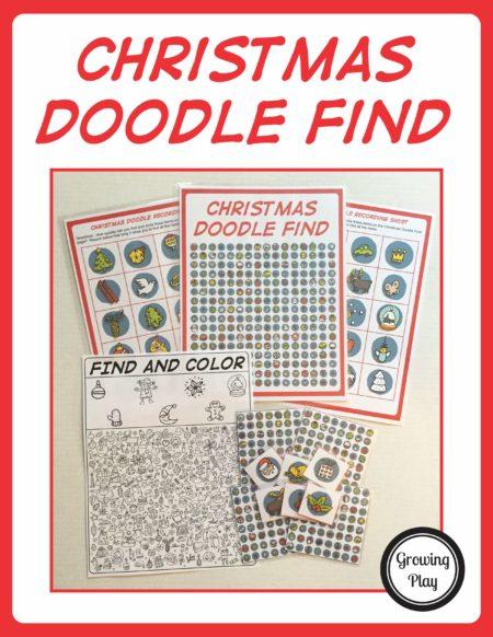 Christmas Doodle Find