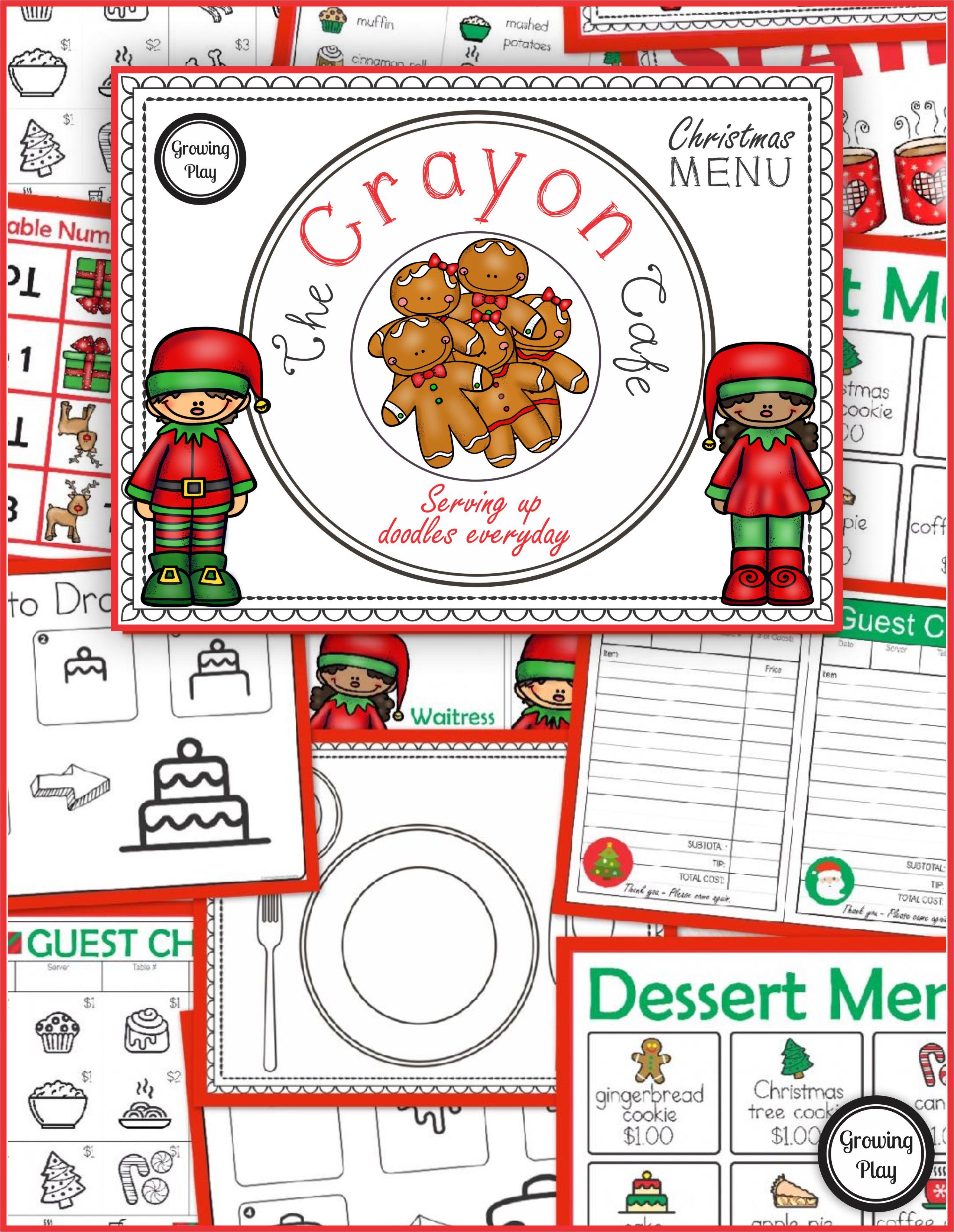 The Christmas Caryon Cafe