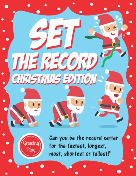 Christmas Edition Set the Record from Growing Play