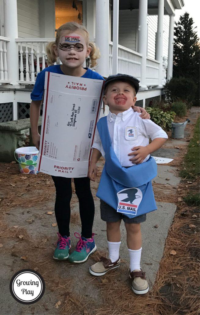 Post Office Costume