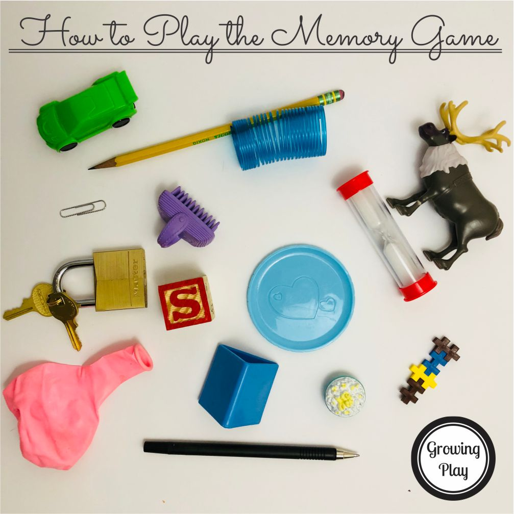 How to Play the Memory Game