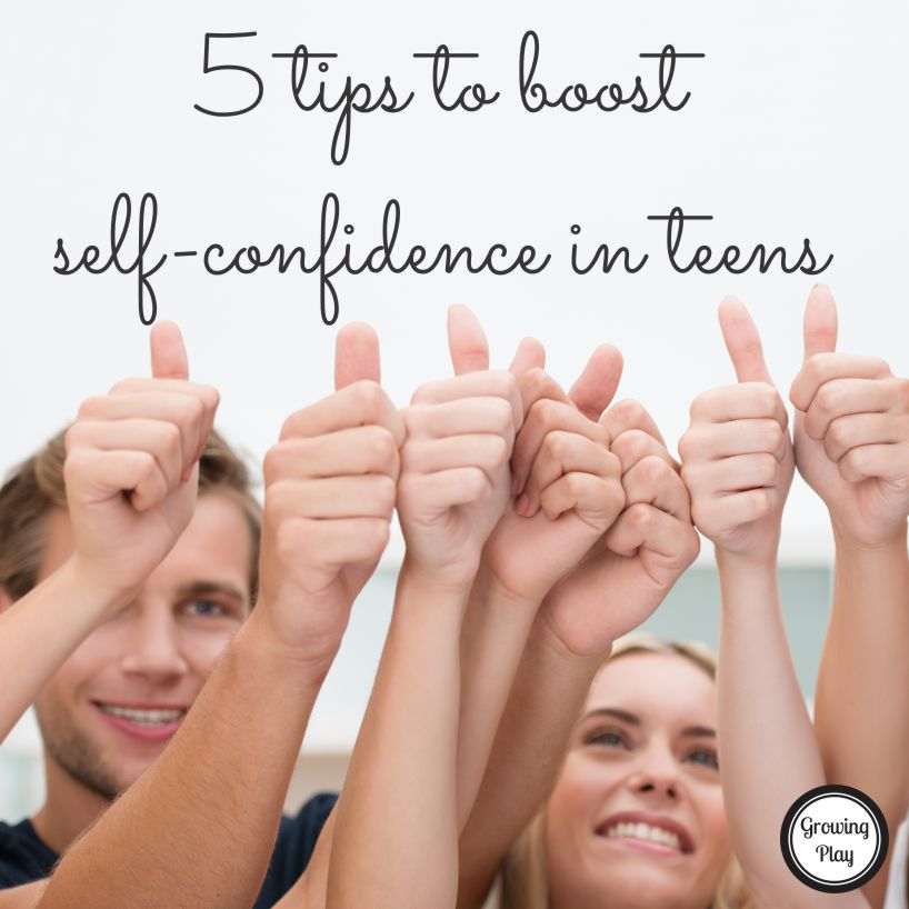 As parents, we understand that self-confidence is important in teenagers. Frequently the emphasis is often on girls' self-esteem, boys need to be confident, too and often struggle just as much (although perhaps in different areas). Here are some tips to boost self-confidence in teens.