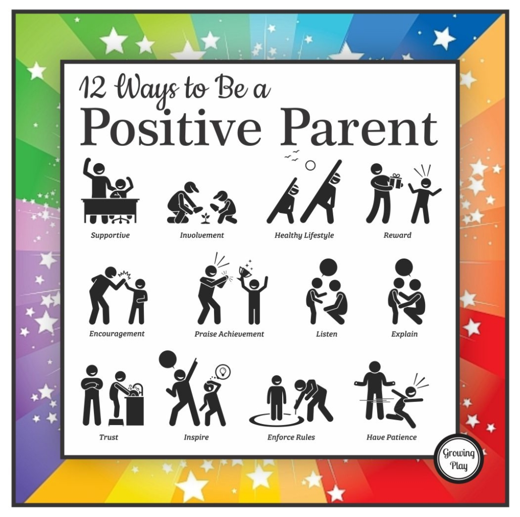 Wow!  Raising kids is tough.  We all know it as parents.  Just when you think you mastered one skill, the next challenge comes along.  It can feel frustrating, difficult and hard to maintain a positive attitude.  Here are 12 positive parenting techniques to help you build a stronger connection with your children without losing your sanity.