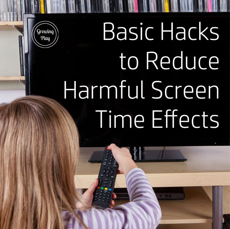 There should be ground rules that can help reduce the harm these devices can cause. Here are some of my basic hacks to reduce harmful screen time effects.