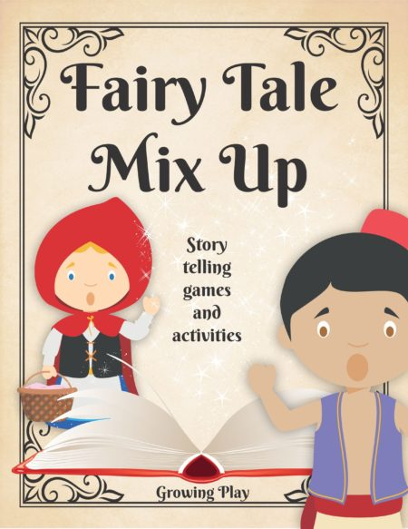 This Fairy Tale Games and Activities packet is a super FUN twist on traditional fairy tales.  Challenge your imagination, creativity, story telling, and writing skills while you come up with crazy new plot twists and endings for the fairy tales we all know and love.