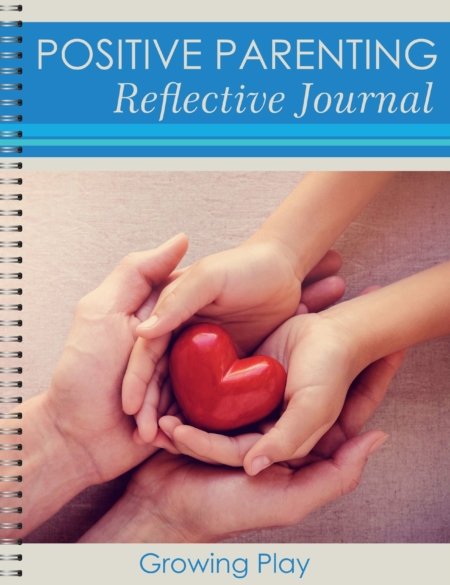 The Positive Parenting PDF Journal can help you build a stronger connection with your children without losing your sanity.