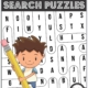 The Sight Word Search packet includes 15 easy word search puzzles to reinforce learning sight words and visual scanning skills.